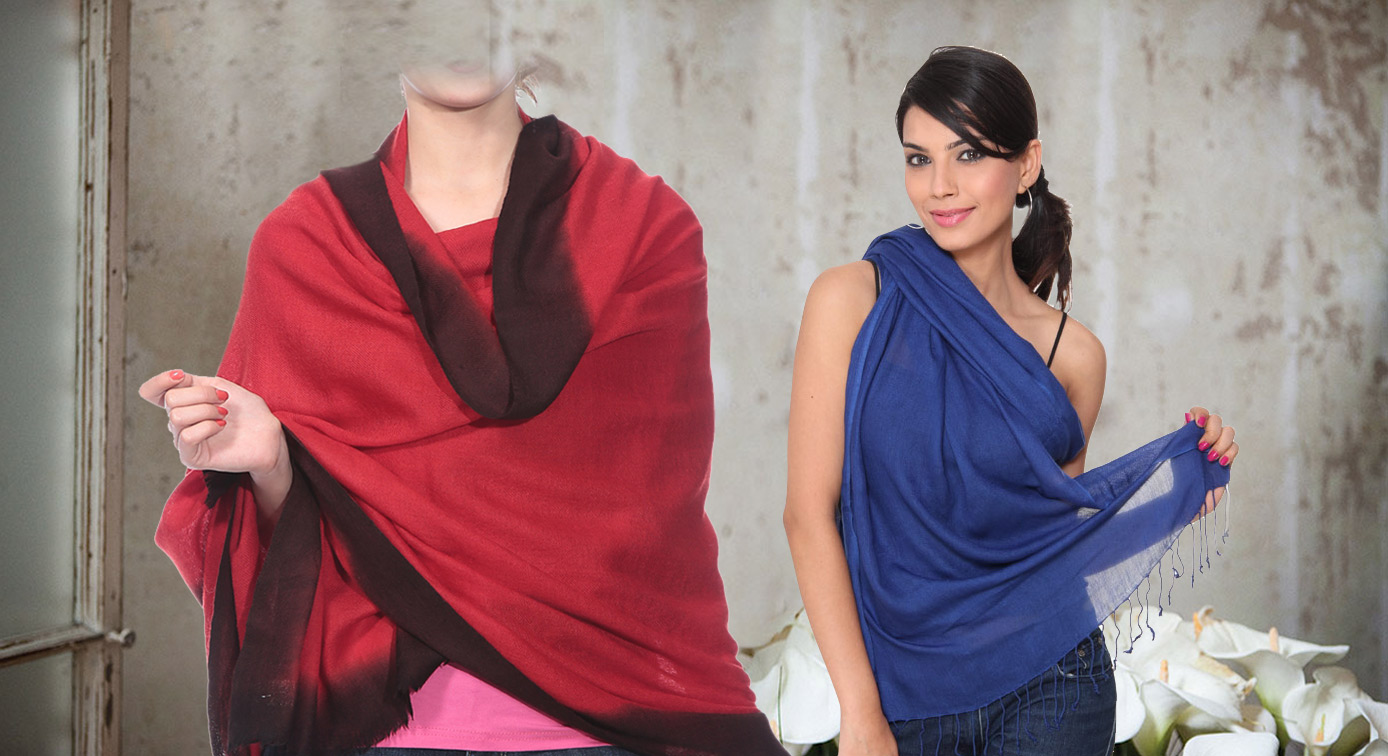 manufacturer and dealers of shawls & stoles