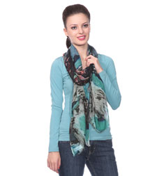 Manufacturer of Printed Stoles in Delhi, India
