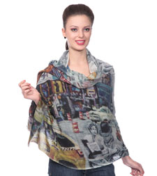 Printed Stoles Manufacturer in Delhi, India