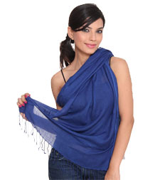 Plain Stoles Manufacturer in Delhi, India